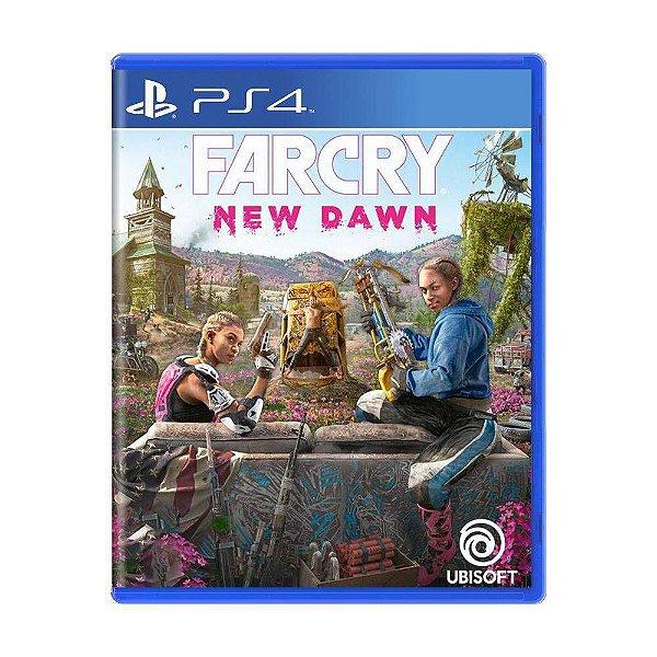 Far Cry New Dawn Playstation4