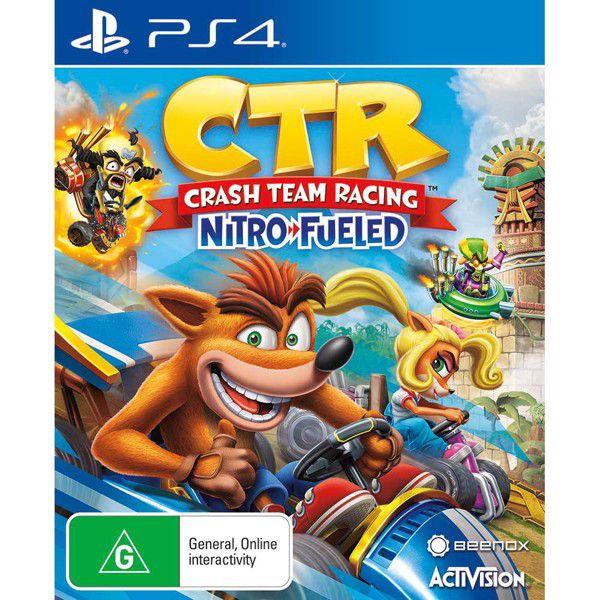 Crash Team Racing Nitro-Fueled Playstation 4