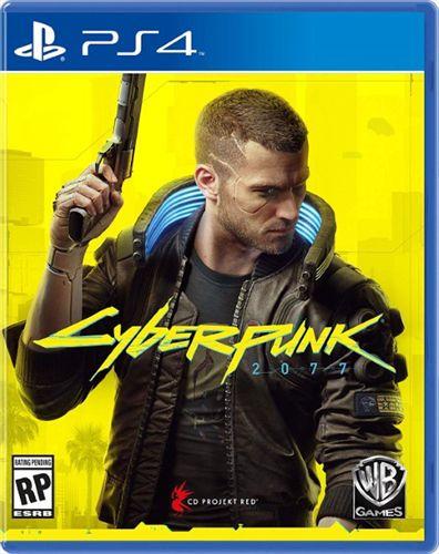 CyberPunk 2077 - (Pré-Venda) - Ps4