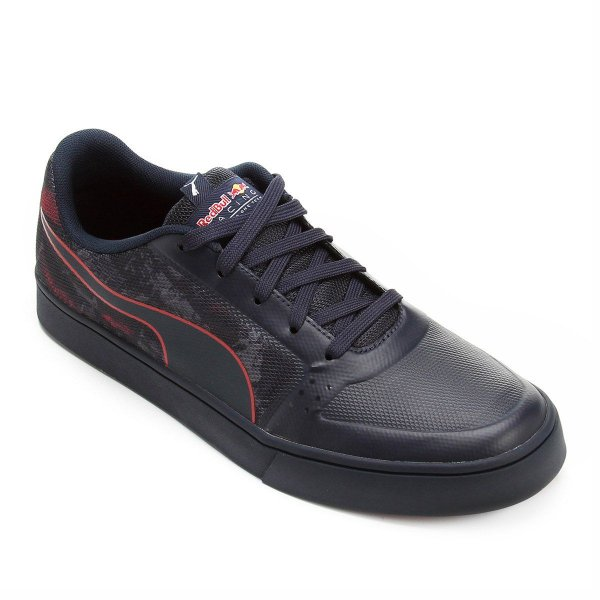 Tênis Puma Red Bull Racing Wings Vulc Team - Loja MELISSA autorizada. 22d307095ef