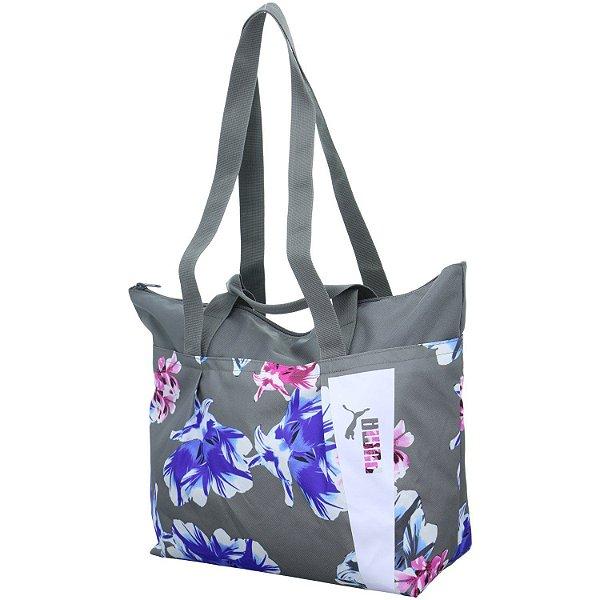 Bolsa Puma Style Large Shopper Floral