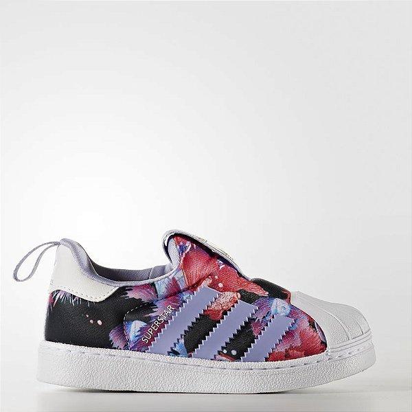 Tênis Adidas Superstar 360 (baby)