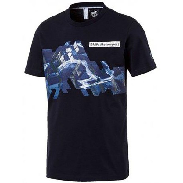 Camiseta Puma BMW Graphic Team azul