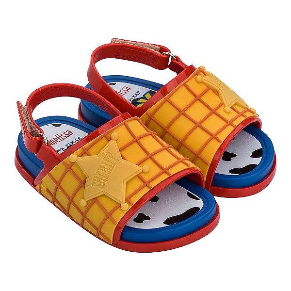Mini Melissa Beach Slide + Toy Story