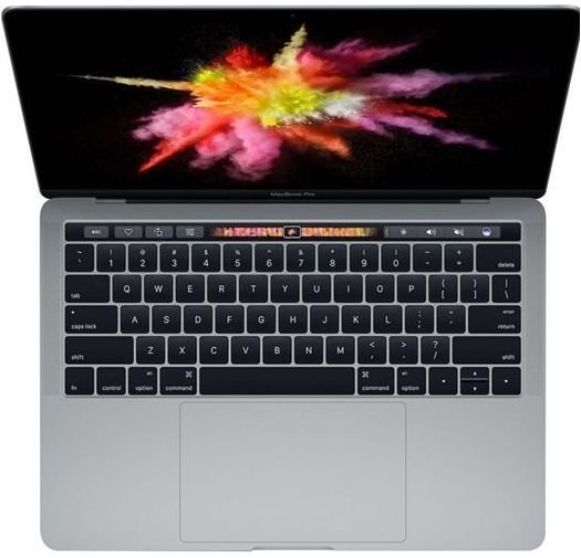 "APPLE MACBOOK PRO TOUCH BAR SPACE GRAY MPTR2LL/A I7-2.8/16/256/15"" (2017)"