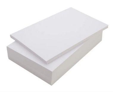 Papel Couchê Fosco 115g/m² - Formato A4 com 20 folhas