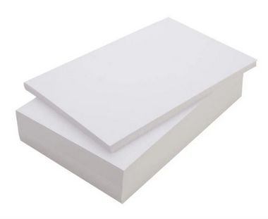 Papel Couchê Brilho 170g/m² - Formato A4 com 20 folhas