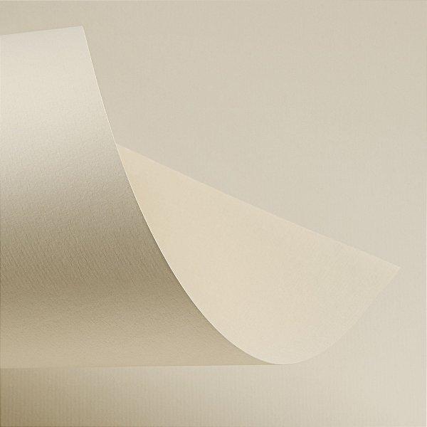 Papel Vergê Plus Âmbar 80g/m² - 48x66cm