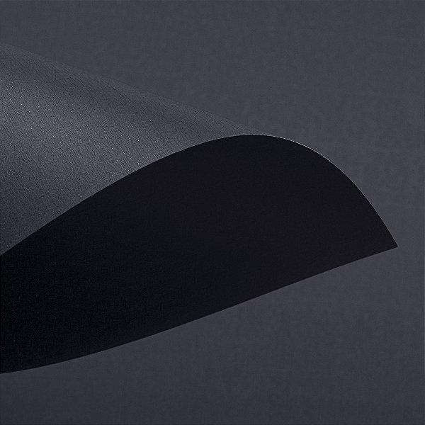 Papel Vergê Plus Ônix 120g/m² - 48x66cm