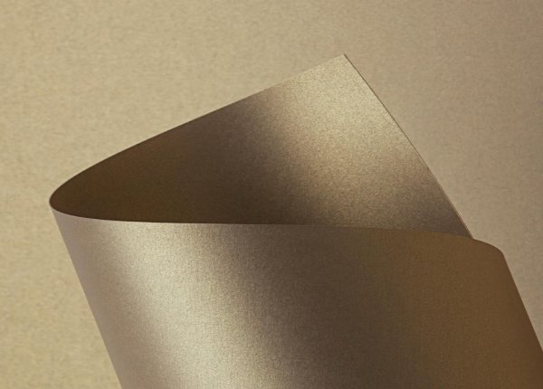 Papel Sirio Pearl Gold 125g/m² - 66x96cm