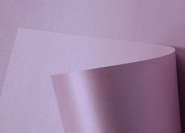 Papel Sirio Pearl Misty Rose 125g/m² - 66x96cm