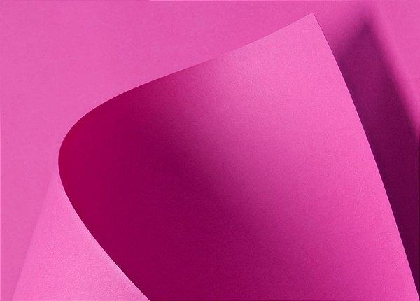 Blister Ispira Rosa Fucsia 360g - Formato A4 com 15 folhas