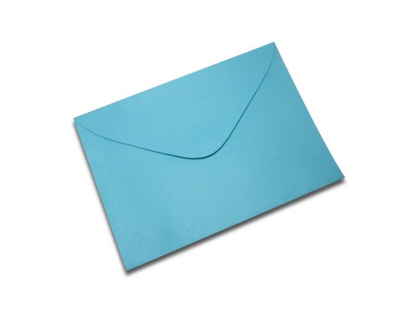 Envelopes 114 x 162 mm - Color Plus Bahamas