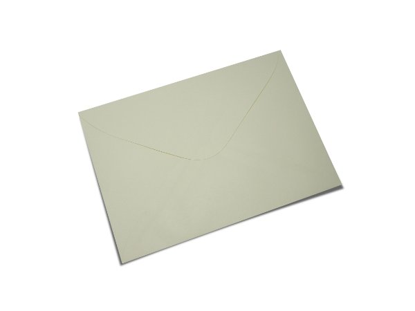 Envelopes 114 x 162 mm - Color Plus Marfim