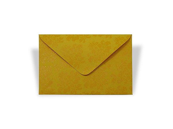 Envelopes 72 x 108 mm - Rio de Janeiro Decor Arabesco Incolor - Lado Externo