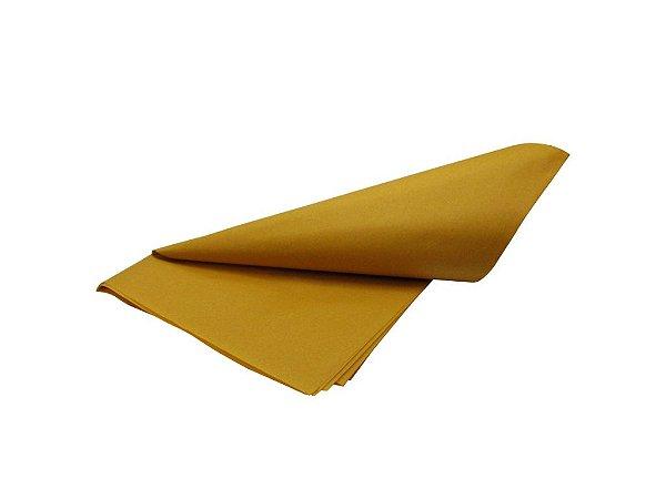 Papel de SEDA Amarelo para Presente