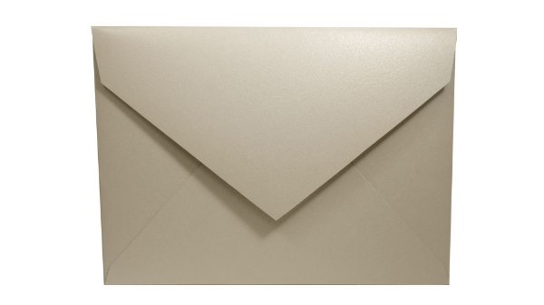 Envelopes 165 x 225 mm - Metallics Lustre c/ 50 unidades