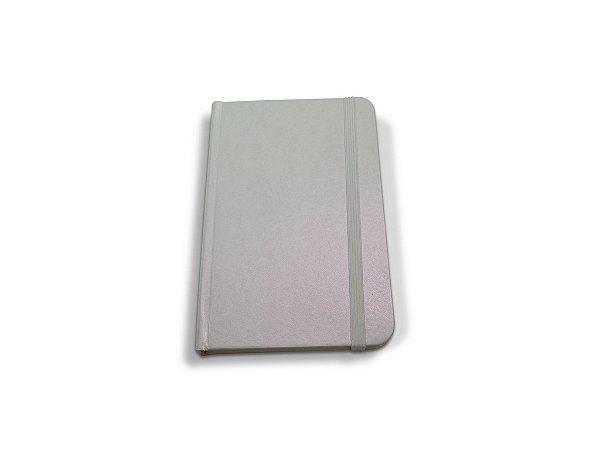 Caderneta Tipo Moleskine Pearl