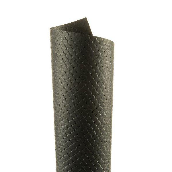 Papel Tx Max Escamas Los Angeles 30,5x30,5cm com 5 unidades