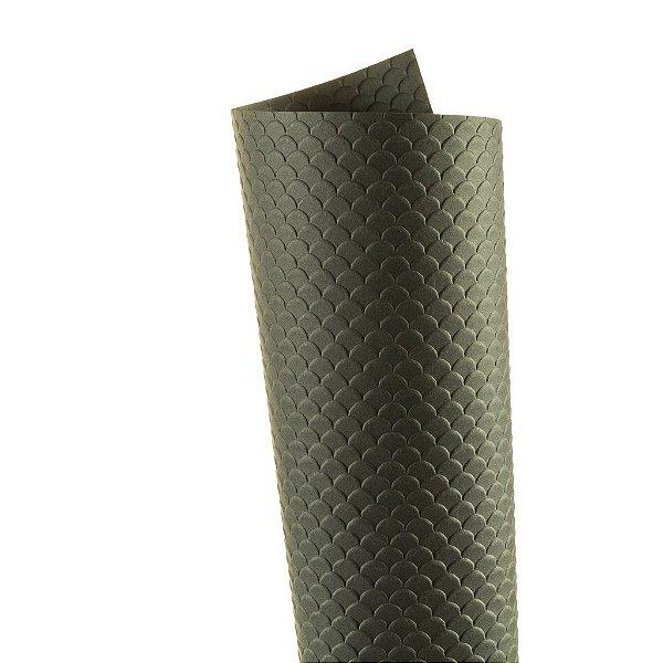 Papel Tx Max Escamas Dubai 30,5x30,5cm com 5 unidades