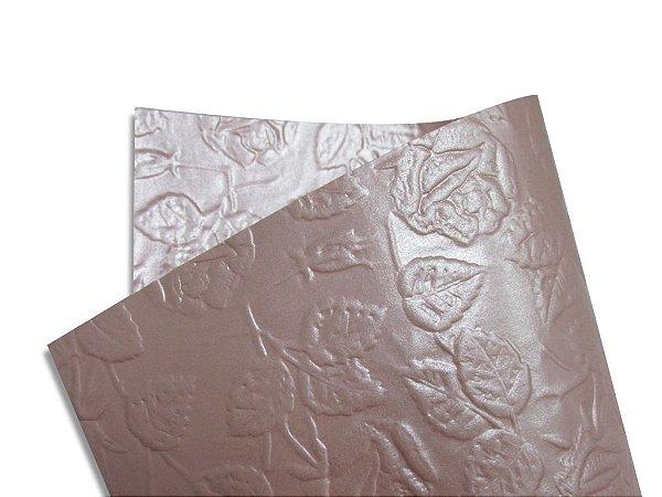 Papel Tx Max Rosas Ibiza 30,5x30,5cm com 2 unidades