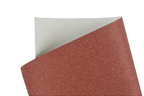Papel Cryogen Shine Red 30,5x30,5cm com 2 unidades