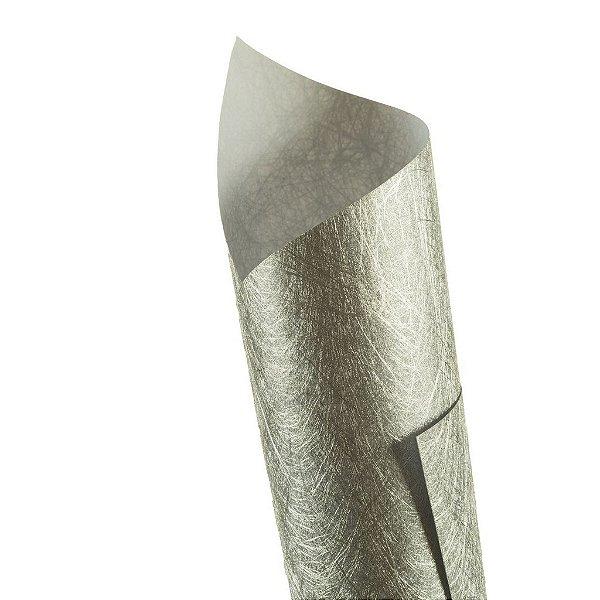Papel Cryogen Fiber Silver 30,5x30,5cm com 2 unidades