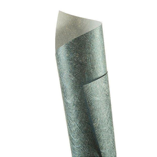 Papel Cryogen Fiber Blue 30,5x30,5cm com 2 unidades