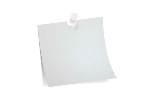 Papel Relux Pérola Branca 30,5x30,5cm com 5 unidades