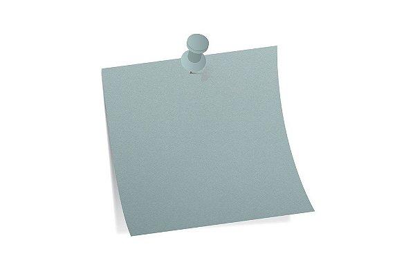 Papel Relux Água-marinha 30,5x30,5cm com 5 unidades