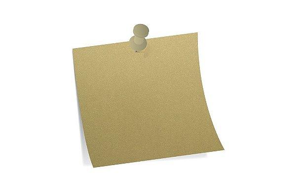 Papel Relux Ouro Platino 30,5x30,5cm com 5 unidades