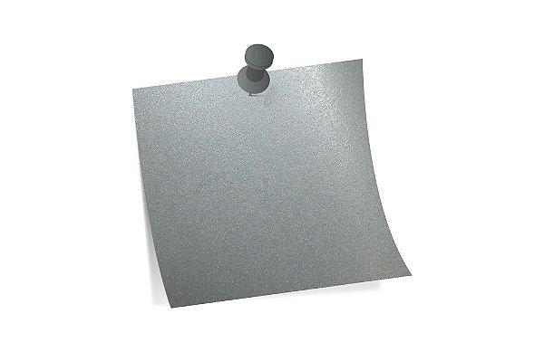 Papel Relux Platino 30,5x30,5cm com 5 unidades
