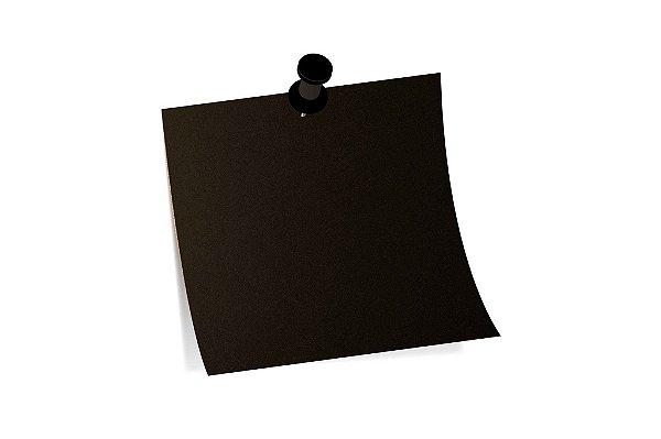 Papel Relux Ouro Preto 30,5x30,5cm com 5 unidades