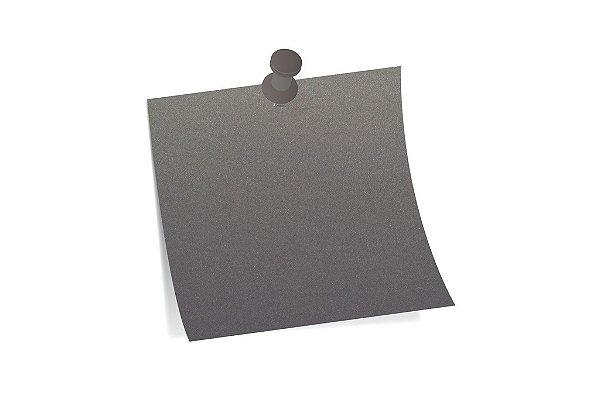 Papel Relux Grafite 30,5x30,5cm com 5 unidades