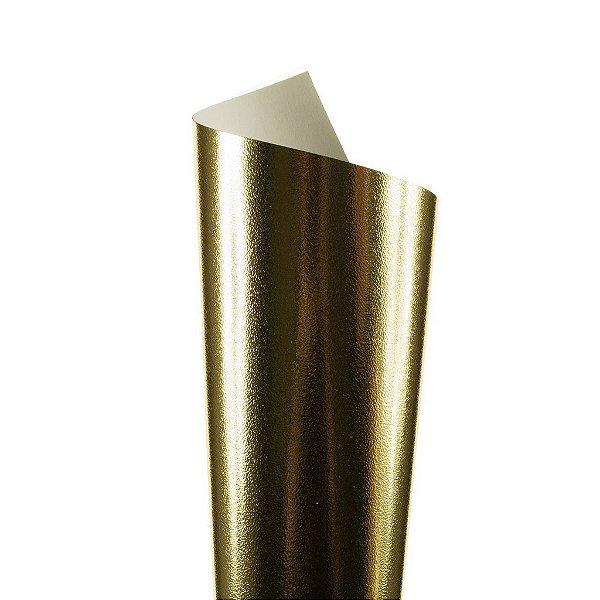 Papel Carnival Gold 30,5x30,5cm com 5 unidades