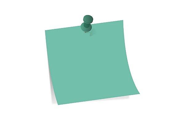 Papel Color Plus Aruba 180g A4 com 10 folhas
