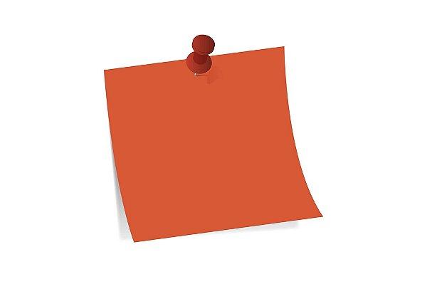 Papel Color Plus Costa Rica A4 com 10 unidades