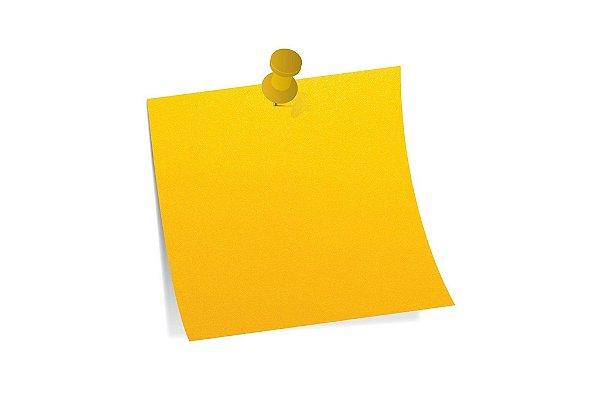 Papel Relux Ouro Amarelo A4 com 10 unidades