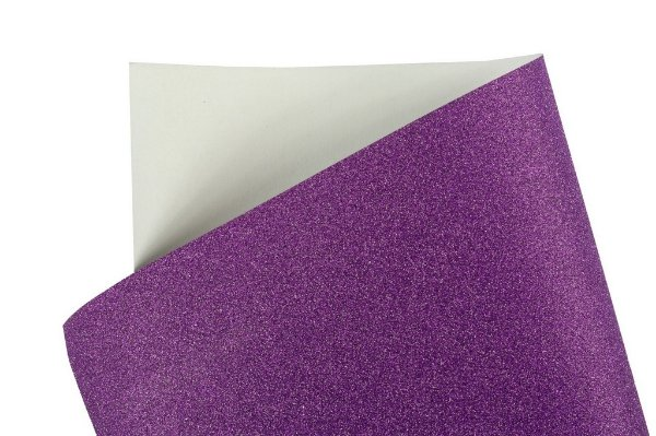 Papel Cryogen Shine Purple 30,5x30,5cm com 2 unidades