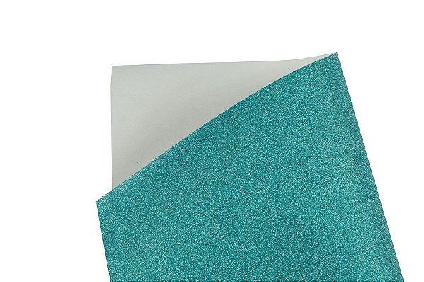 Papel Cryogen Shine Blue 30,5x30,5cm com 2 unidades