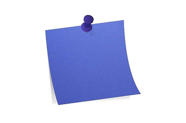 Papel Color Fluo Violet 30,5x30,5cm com 10 unidades