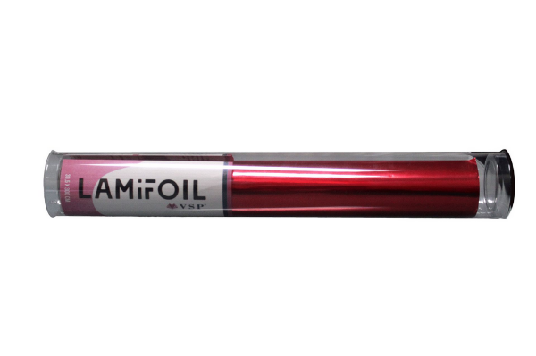 Lamifoil Vermelho