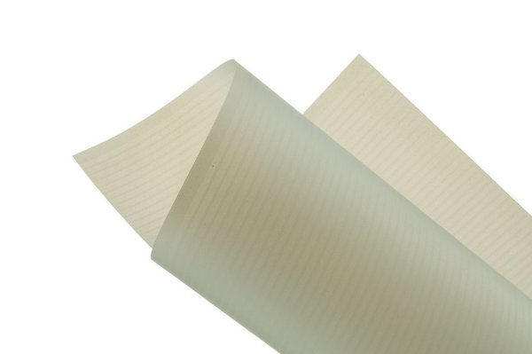 Papel Vegetal Decor Listras Clear - Incolor 30,5x30,5cm com 2 unidades