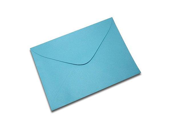 Envelopes carta Color Plus Bahamas com 10 unidades