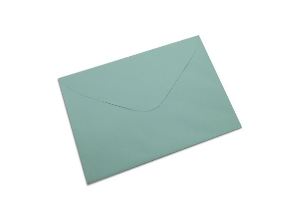 Envelopes carta Color Plus Tahiti com 10 unidades