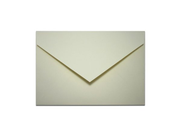 Envelopes convite Color Plus Marfim com 10 unidades
