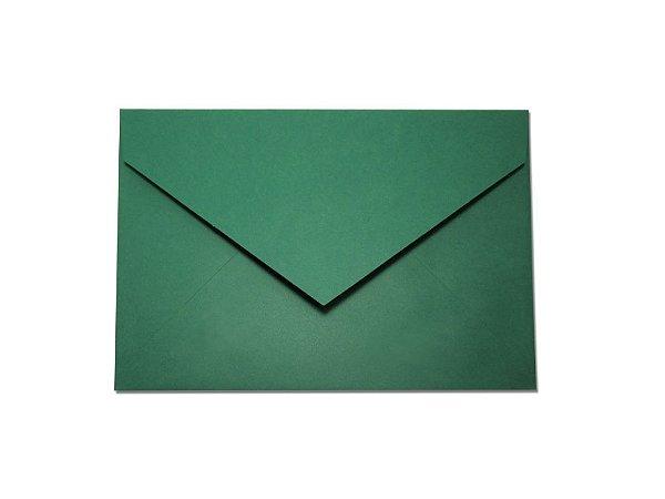 Envelopes convite Color Plus Brasil com 10 unidades