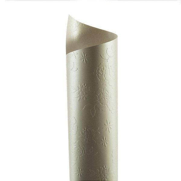 Papel Tx Realce Bouquet Aspen 30,5x30,5cm com 2 unidades