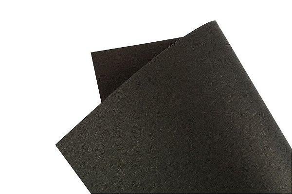 Papel Texture TX Croco Preto 30,5x30,5cm com 5 unidades