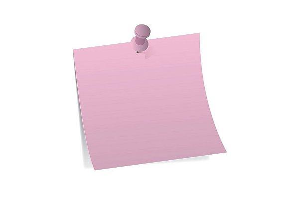 Papel Color Plus Rosa Verona A4 com 10 unidades